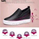 Giày Thời Trang Đế Cao ACESC - tăng chiều cao lên 6cm