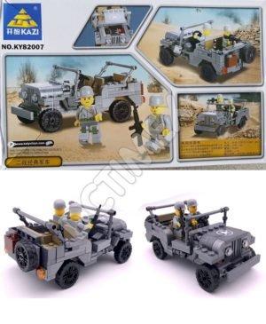 Đồ Chơi Lego Trẻ Em - KAZI-82007