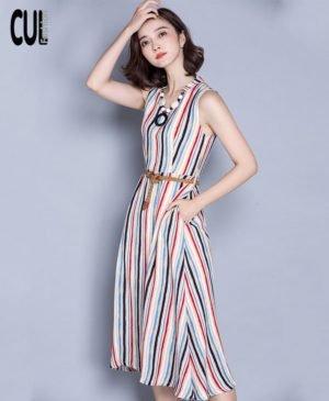 Đầm Maxi Cầu Vồng