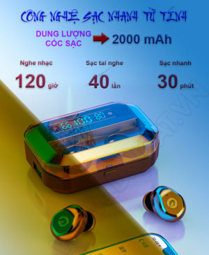 Tai Nghe Bluetooth ASONIC P10 Tính Năng